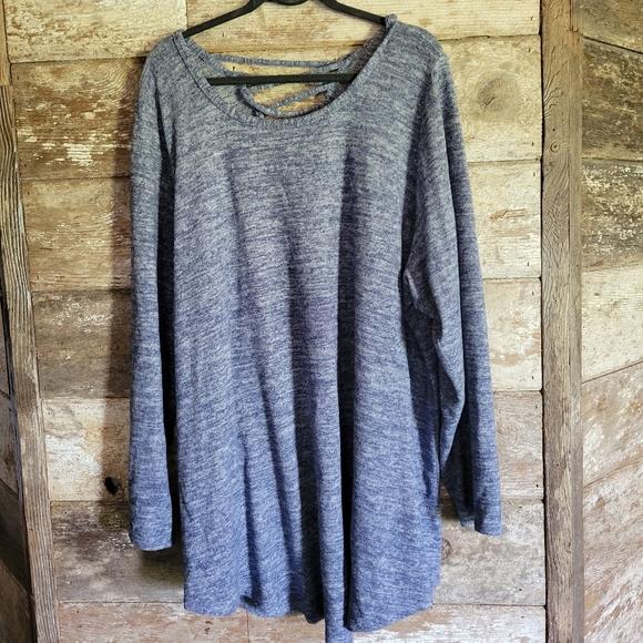 NWOT Torrid Plus Size Tunic Sweater